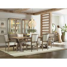Hooker Dining Room Sets Utility Credenza With Silverware Tray And 2 File Drawers By Hooker