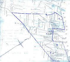 Newark Map Vailsburg 1881
