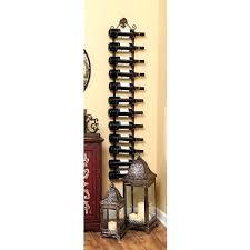 wine rack wine racks metal wall mounted wall mounted wooden wine