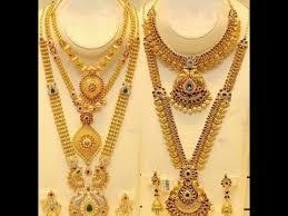 gold haram sets new gold haram necklace set designs