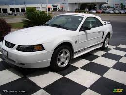 2004 white mustang convertible 2004 oxford white ford mustang v6 convertible 10604793 gtcarlot