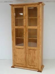 Bookshelves Glass Doors by Wooden Bookcases With Glass Doors Foter
