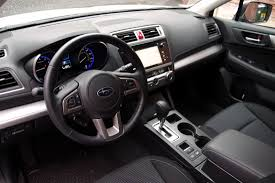 subaru tribeca 2017 interior 2015 subaru outback calm cool connected reviewed com cars