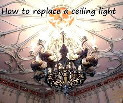labor cost to replace light fixture cost to install ceiling light fooru me