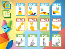 tangram puzzles swipea tangram puzzles cats kwiksher