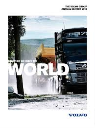 volvo group trucks sales mba vtu project on volvo group in india bus truck