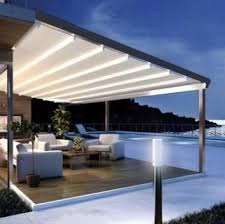 House Awnings Retractable Canada Best 25 Retractable Pergola Ideas On Pinterest Pergola With