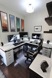 Office Furniture Setup by Best 25 Computer Rooms Ideas On Pinterest Computer Room Decor