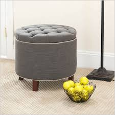 Small Storage Ottoman Small Space Storage Solutions