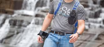 spiderlight backpacker kit spider camera holster