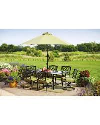 better homes and gardens paxton place 7 piece outdoor dining set