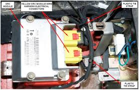 safety recall r06 nhtsa 15v 046 occupant restraint control