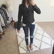 black friday banana republic fit review friday petite leather jacket alterations needed