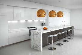 35 reasons to choose luxurious contemporary kitchen design