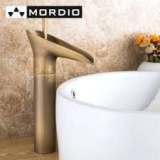 Vintage Style Bathroom Faucets Kitchen Astounding Wall Mounted Faucet For Modern Or Bathroom