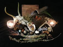 204 best altars images on pinterest magick altars and pagan altar