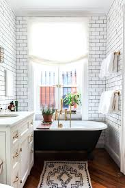 tiles black subway tile bathroom ideas white subway tile