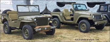 jeep willys 2016 jeep s 2016 salute concept car to the 1941 willys ma