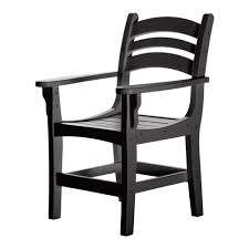 Outdoor Dining Chair Casual Dining Chair With Arms Pawleys Island