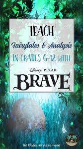 brave movie guide with fairy tales and analysis lesson walt