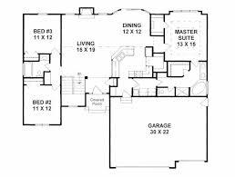 split floor house plans stunning split ranch house plans contemporary ideas house design