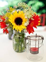jar arrangements jar flower arrangement fall flower arrangements for