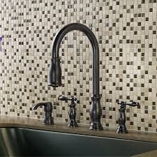 tuscan bronze kitchen faucet touch on kitchen sink faucets pfister hanover 2 handle pull