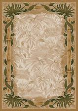 Round Tropical Area Rugs Qicology Com