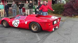 ferrari replica 1967 ferrari p4 lemans car replica youtube