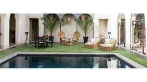 moroccan riad floor plan riad de tarabel hotel marrakech smith hotels