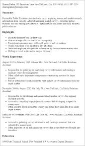 level public relations cover letter example