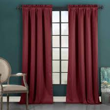 Duck River Window Curtains Duck River Liam Thermal Blackout Rp Curtain Panel 1 Piece Jcpenney