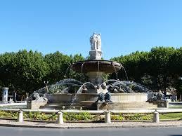 aix en provence free images monument space plaza park landmark lion fig