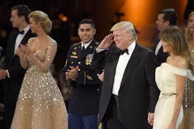 The Trump Family by Ivanka And Melania Trump U0027s Odd Alignment Racked