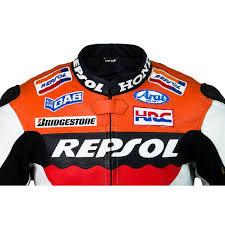 Amazon Com Honda Repsol Team Racer Jacket Xl Automotive