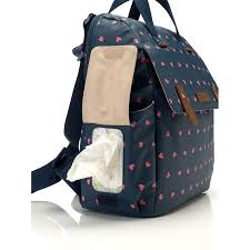 stylish and functional for mom or dad the city chic backpack