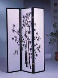 Panel Shoji Screen Room Divider - japanese oriental style room screen divider black 8 panel square