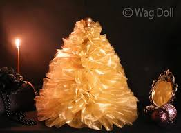 Mini Christmas Tree Crafts - best 25 tulle christmas trees ideas on pinterest paper