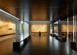 Universities For Interior Design In Usa Aidlin Darling Uses Rammed Earth For Stanford Meditation Centre
