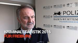 Baden Media Freiburg Bleibt Die Hauptstadt Der Kriminalität In Baden