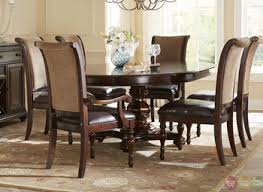 Round Formal Dining Room Tables Round Dining Room Table Set Provisionsdining Com