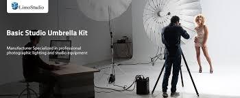 home photography lighting kit amazon com limostudio photography white photo umbrella light
