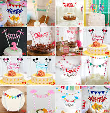 happy birthday cake toppers cake decorating supplies online shop