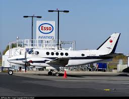 crash of a beechcraft king air 100 in quebec city 7 killed b3a