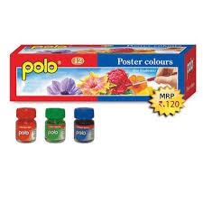 Colour Shades Poster Colour 12 Shades At Rs 120 Box Poster Colour Sanghvi