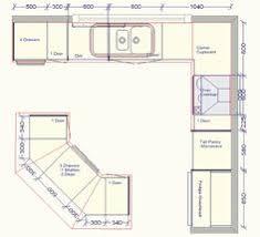 kitchen layouts 7 luxury design standard apartment google search