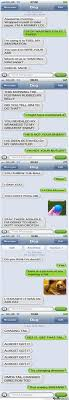 Dog Text Meme - funny text message dog postman tried to push stuff through the