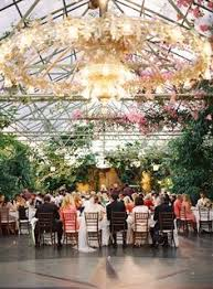 wedding venues salt lake city an indoor outdoor wedding reception in a greenhouse never looked