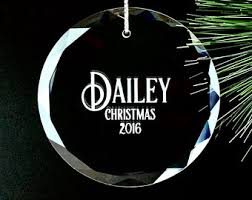 etched glass ornaments personalized personalized christmas ornaments 2017 custom ornament
