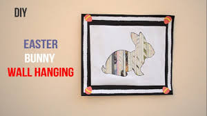 easter bunny wall hanging craft for kids creative indian arts